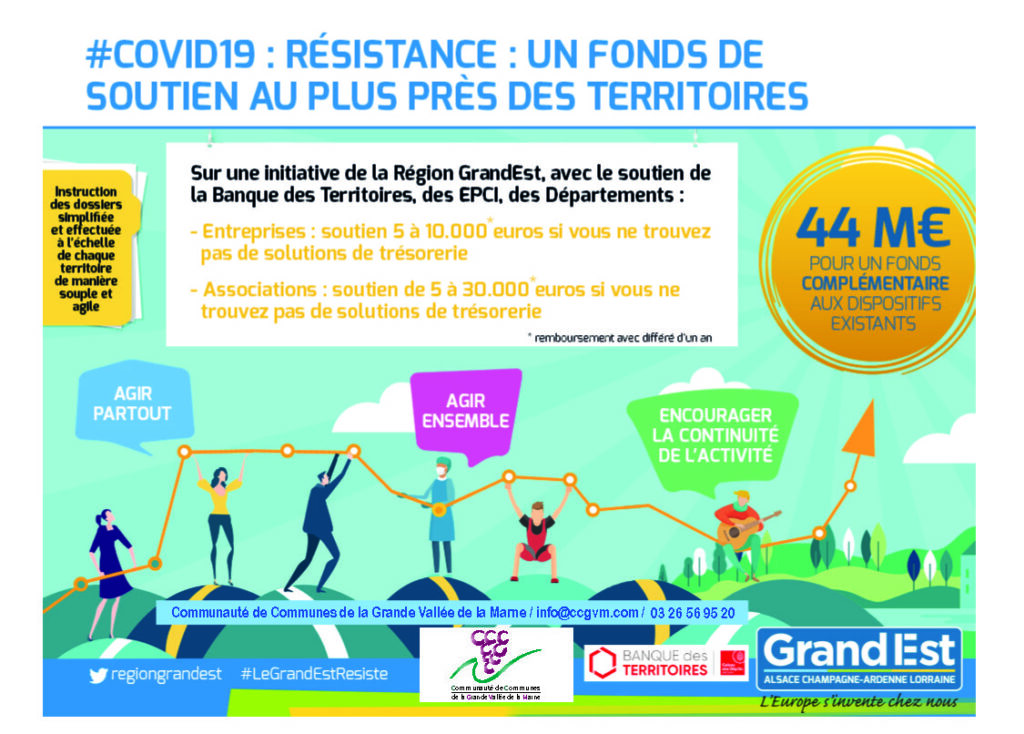Brochure fonds RESISTANCE